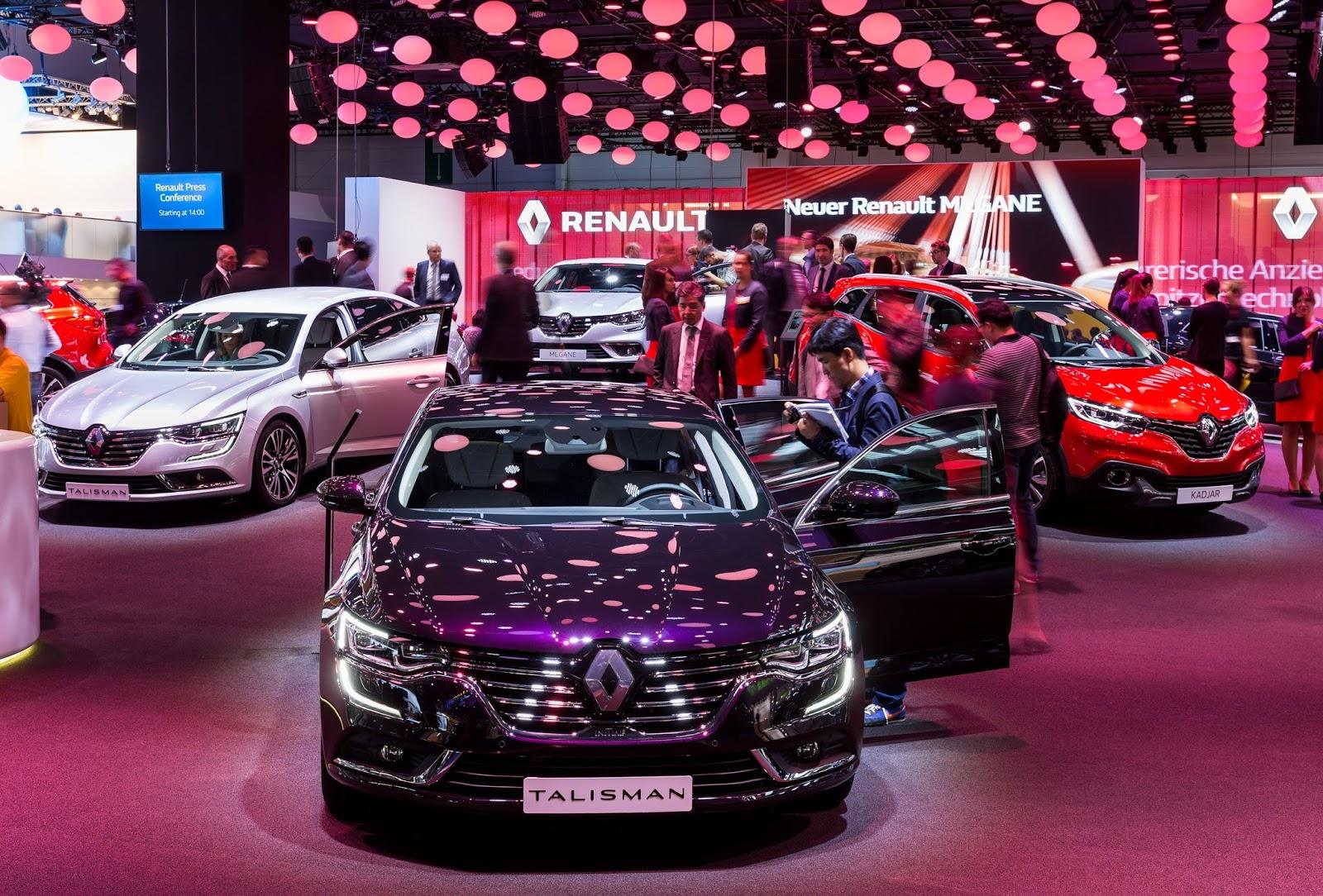 New Renault TALISMAN ESTATE Το νέο Renault Mégane παρουσιάστηκε στην διεθνή έκθεση της Φρανκφούρτης με έκδοση GT και 205 ίππους Renault, Renault Megane, Renault Talisman, Renault Talisman Estate, ΣΑΛΟΝΙ ΑΥΤΟΚΙΝΗΤΟΥΦΡΑΝΚΦΟΥΡΤΗΣ 2015