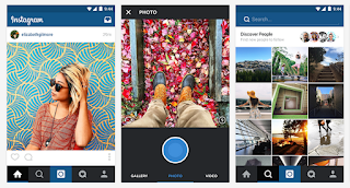 تحميل تطبيق مشاركة الصور الرائع Instagram