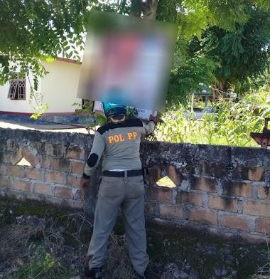 Panwaslu Kupang Timur Copot APK Pemilu