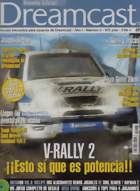 Revista Oficial Dreamcast Issue N°5