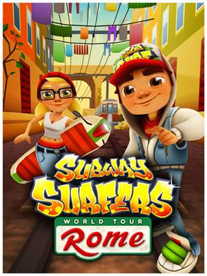 Subway Surfers Game Line