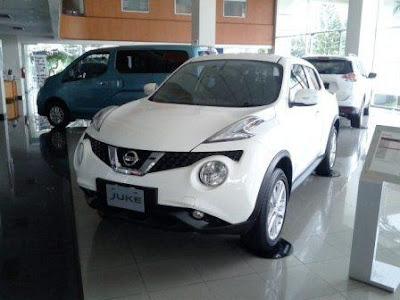 Promo Kredit Nissan Juke 2017