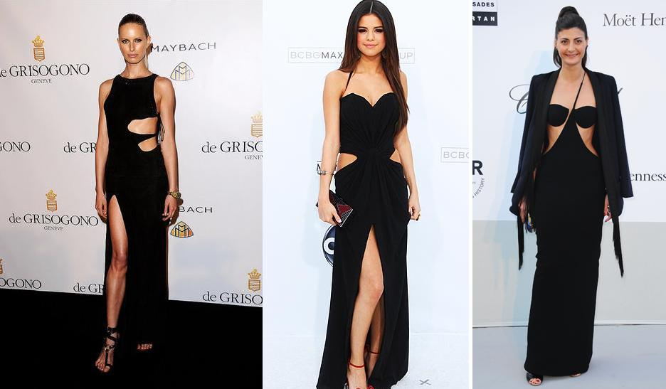 Lush Fab Glam Blogazine: Fashion Trends: The Sexy Cut-Out ...
