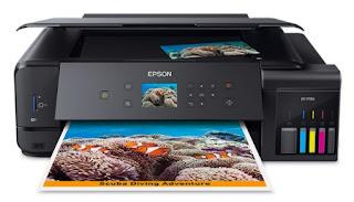 Epson ET-7750 téléchargements de pilotes