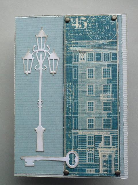 Tiny Room Key Card In Tiny House