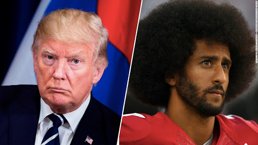 "President Trump Calls NFL Players' ""Sons Of Bitches"" Because His Mother Was One?"