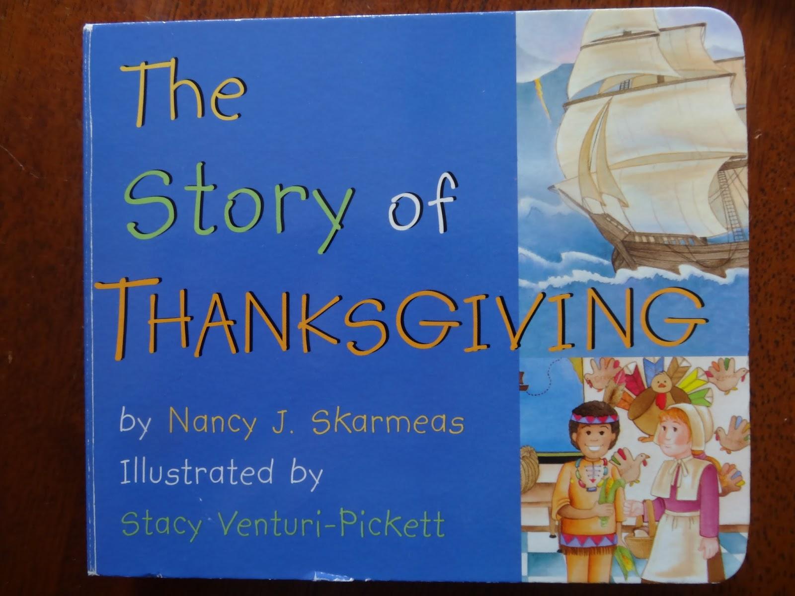 Sunshine Mountain Preschool: Pilgrims, Native Americans