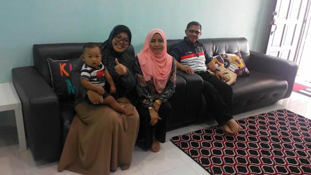 Susun Atur Yang Kemas, Bersih || Adni Suite Homestay Seri Manjung