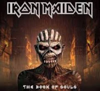 Promoção Iron Maiden 'The book of souls'