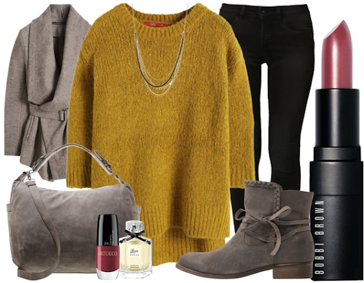 AUTUMNAL COZIENSS ~ PERFECT AUTUMN/FALL OUTFIT