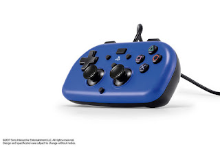 PlayStation 4 mini wired gaming pad