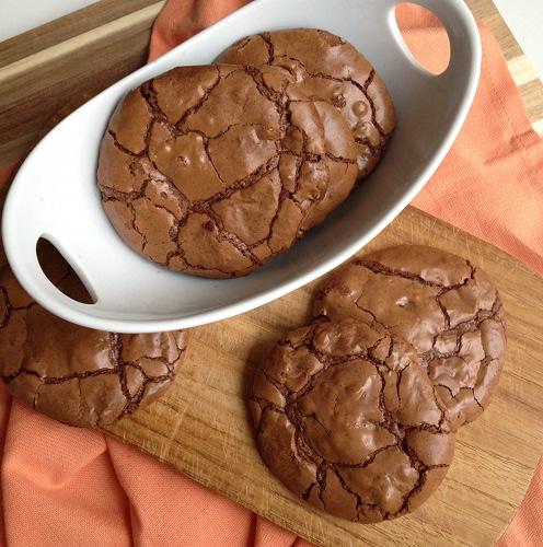 Permalink to Schokoladige Brownie-Cookies