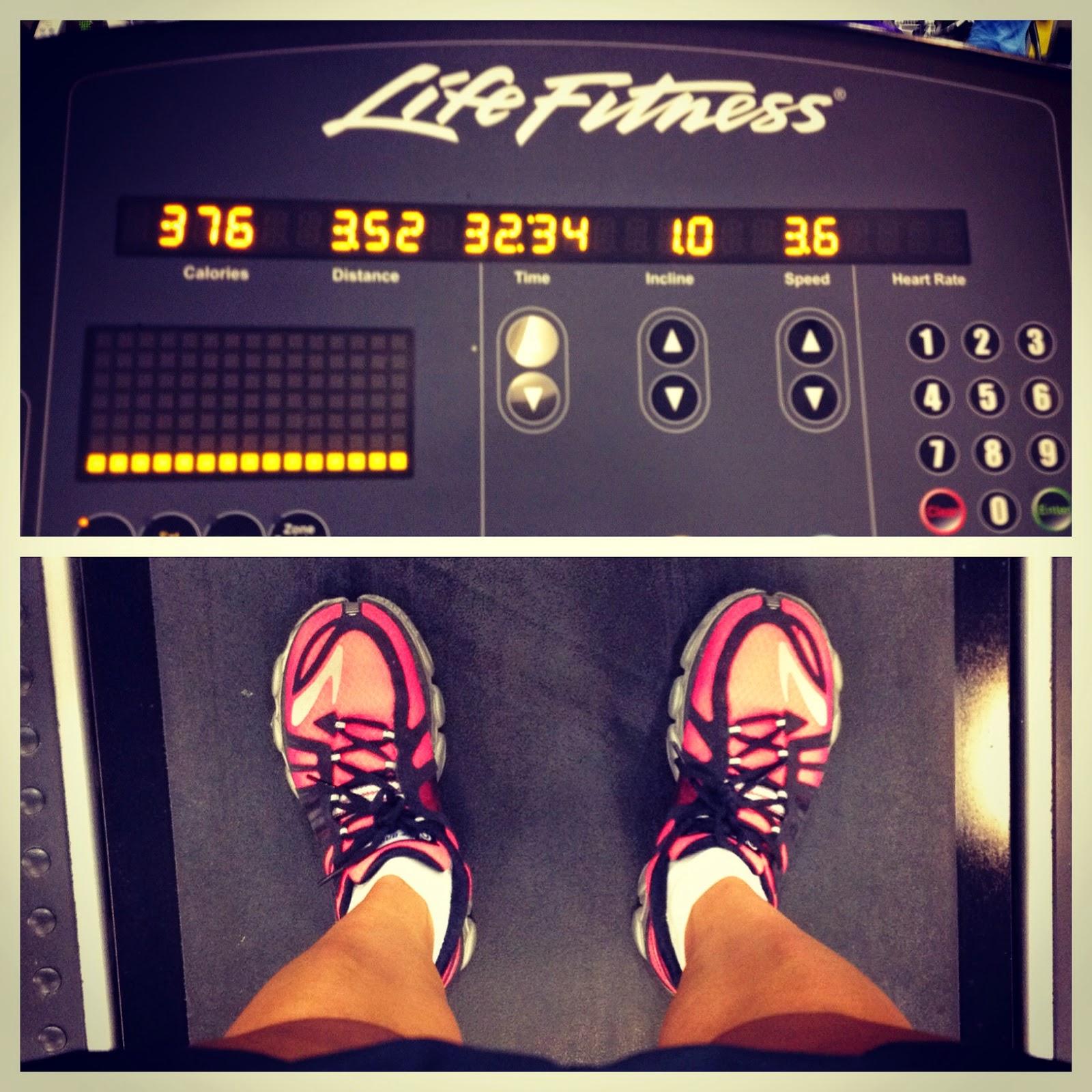Run-Hike-Play: Last Week's Workouts 7/28-8/3