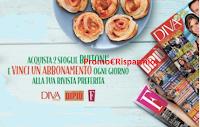 Logo Buitoni Sfogliami: vinci abbonamenti Diva e Donna, Dipiù e F.