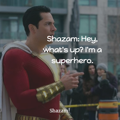 Shazam! (2019) Top Quotes