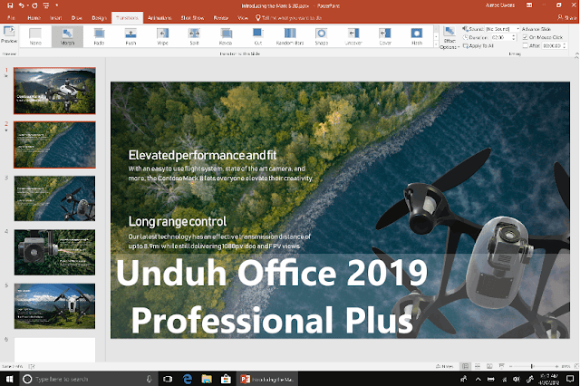 Unduh Microsoft Office 2019 Professional Plus server microsoft