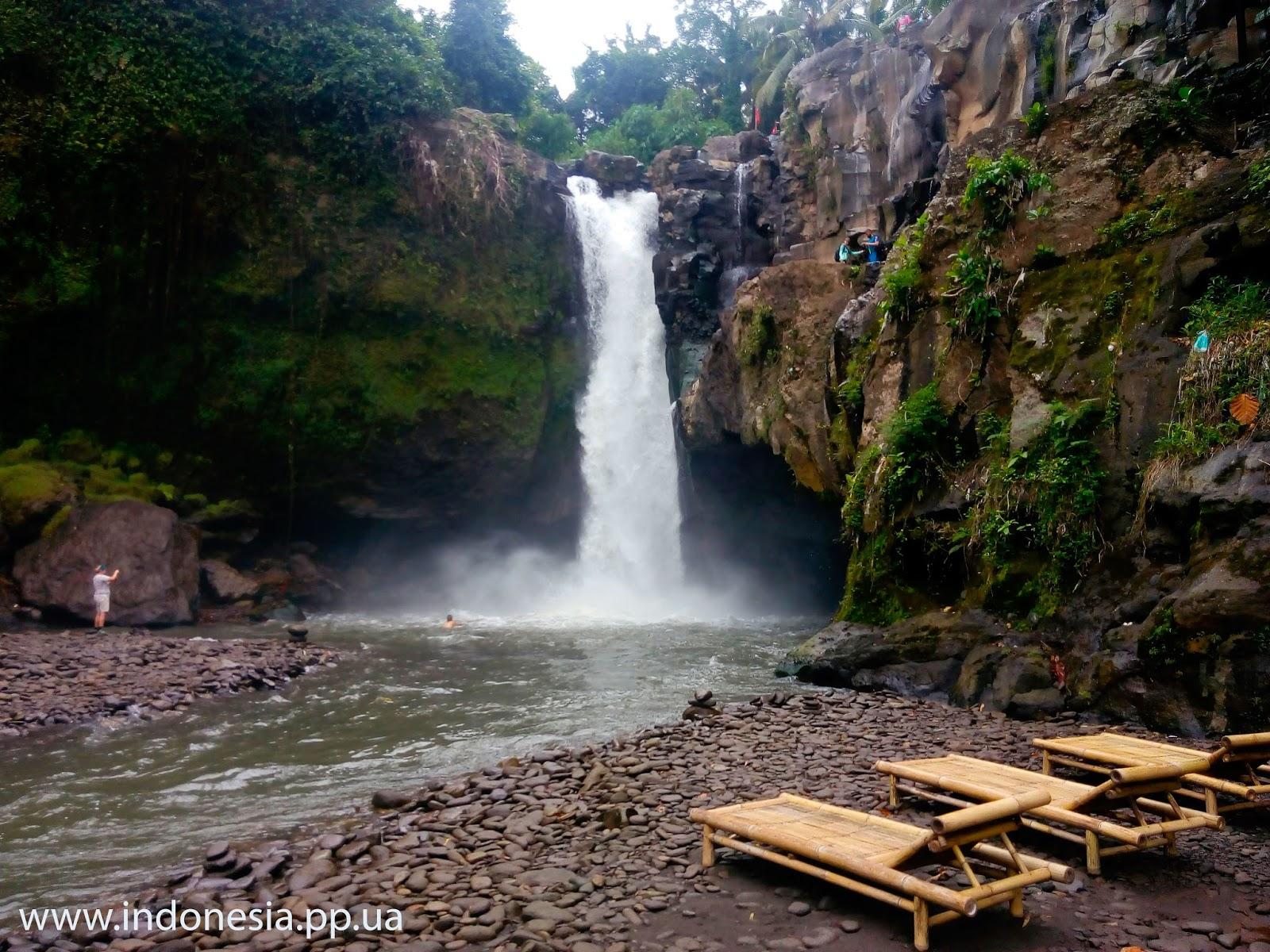 Водопад Blangsinga