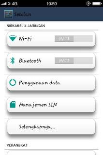 Custom Rom ATOM OS for Acer Z3S