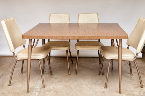 Heygreenie 60 S Vintage Walter Wabash Formica Table Top