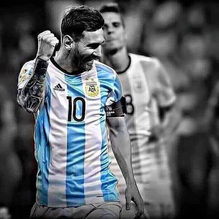 Lionel Messi seals Argentina's 2018 World Cup spot with a ...