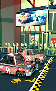 Pit Stop racing : Manager v1.1.0 Full Racing Mod Apk Update 2017