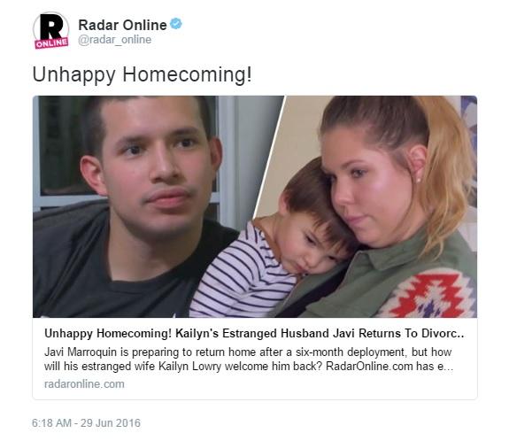 Teen Mom OG Star Matt Baier Responds To Son's Harsh Claims!