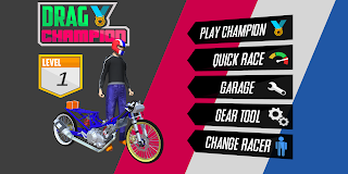 Game Drag Bike 201M, 402M APK (Thailand Version)