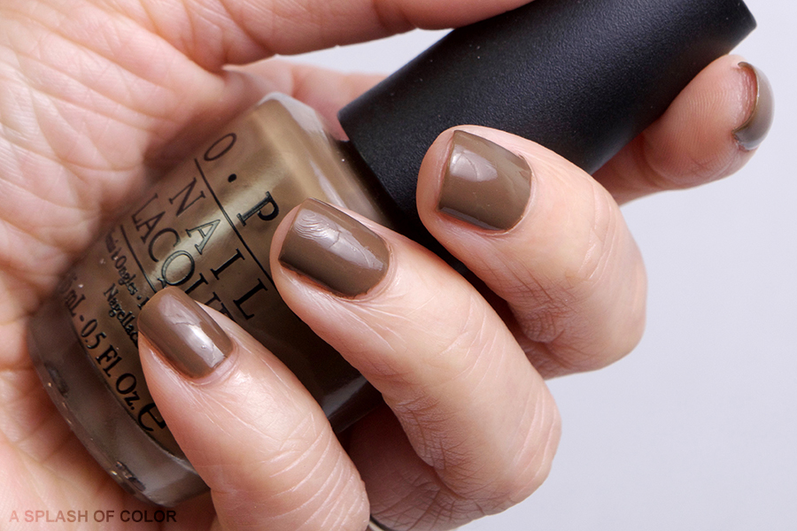 OPI A Taupe the Space Needle
