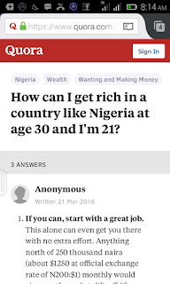 Must Read: Making Money Platform for Nigerian Especially Students