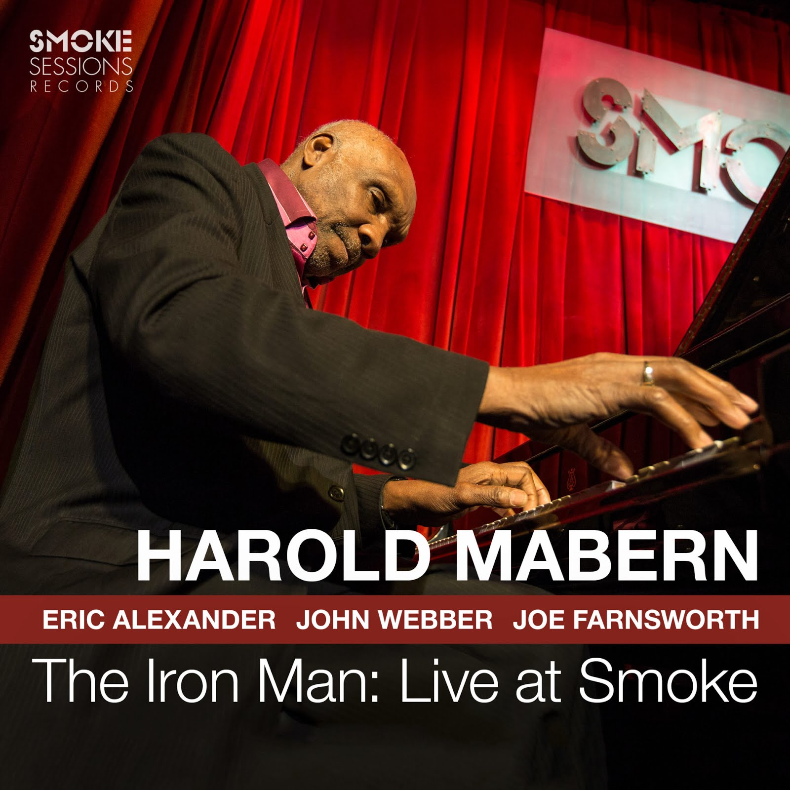 HAROLD MABERN: THE IRON MAN