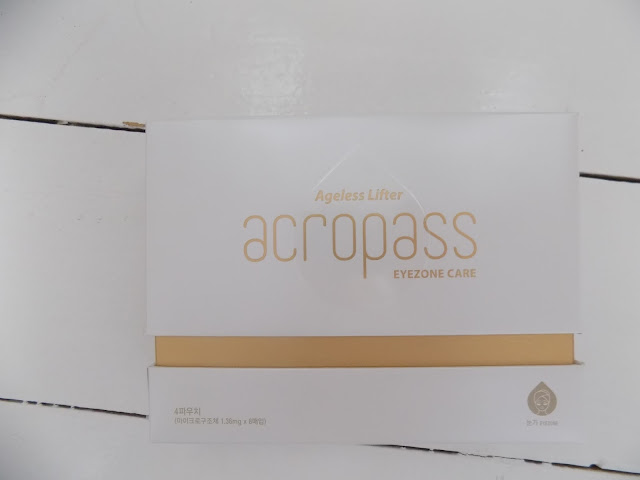 Ageless Lifter Acropass Eyezone Care  Skinova