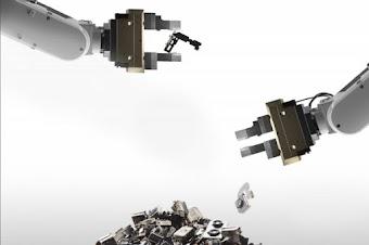 آبل تكشف عن روبوتها الخاص بإعادة تدوير الآيفون