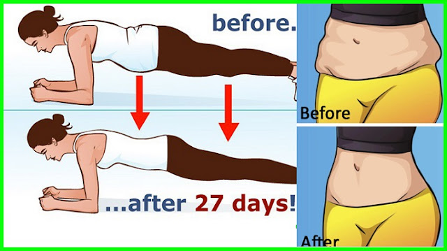 Easy Exercises to Get a Flat Belly in Just 27 Day