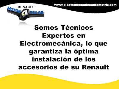 Taller Electromecanico Automotriz Renault Motortec GB