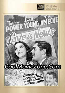 Love Is News (1937)