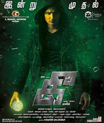 Kee (2019) Tamil 720p HQ Pre-DVDRip 900MB