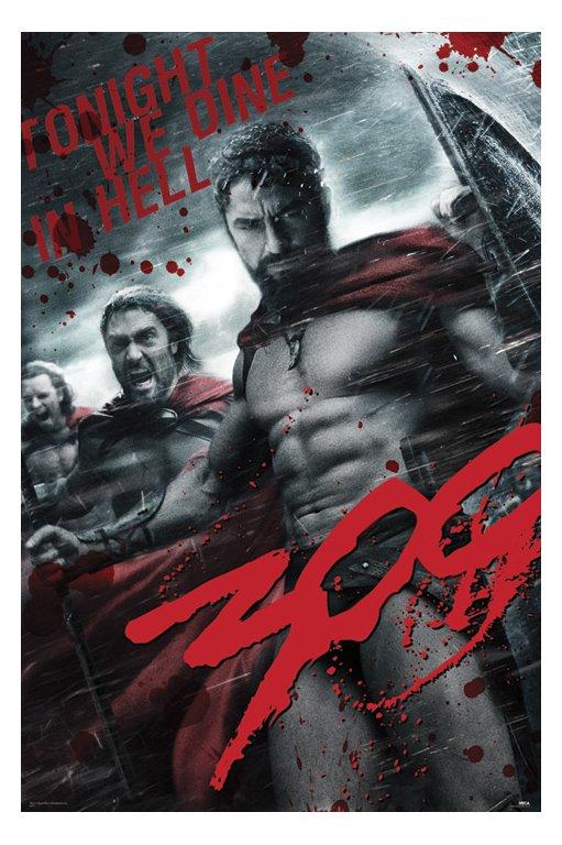 PediaPie Posters of Spartans Movie 300