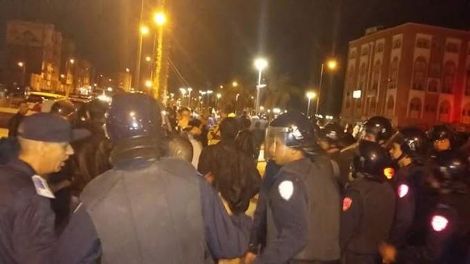ÚLTIMA HORA | La Policía marroquí asalta casas de activistas y agrede a mujeres saharauis.