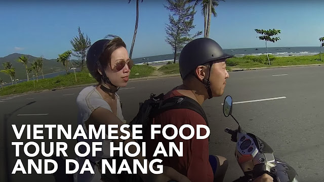 Christine Ha và gia đình khám phá ẩm thực Hội An, Đà Nẵng