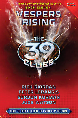 The 39 Clues #11: Vespers Rising PDF