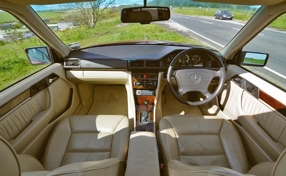 Speedmonkey: Mercedes-Benz W124 estate - an appreciation