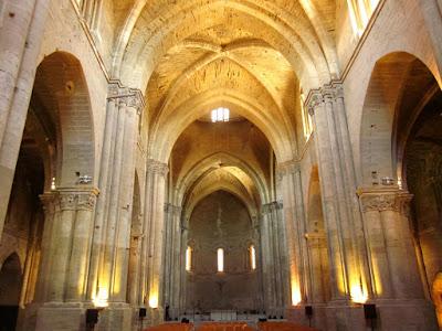 Iglesia de la Seu Vella de Lleida