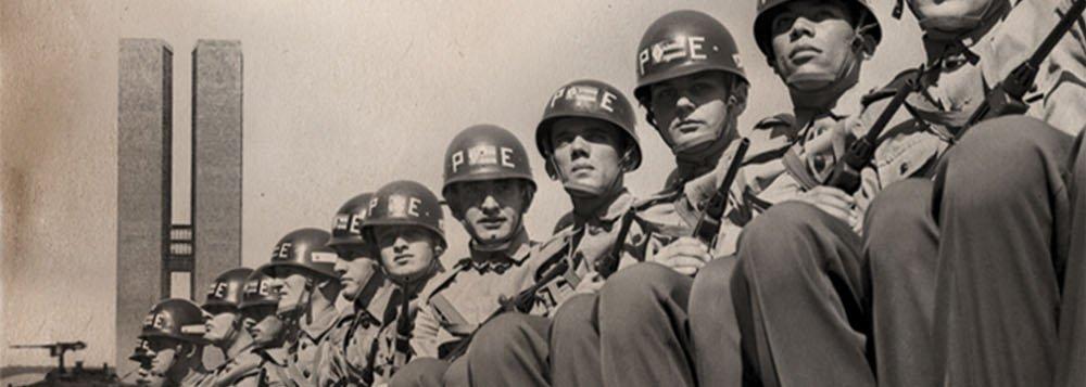 Resultado de imagem para contra revolução de 1964