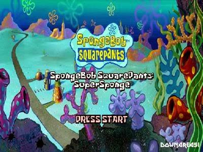 spongebob playstation
