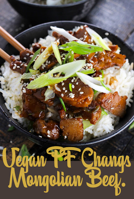 Perfect healthy recipe of Vagen PF Changs Mongolian Beef