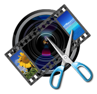 Andromedia Video Editor Logo