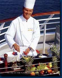 Kolika je plata kuvara na brodu