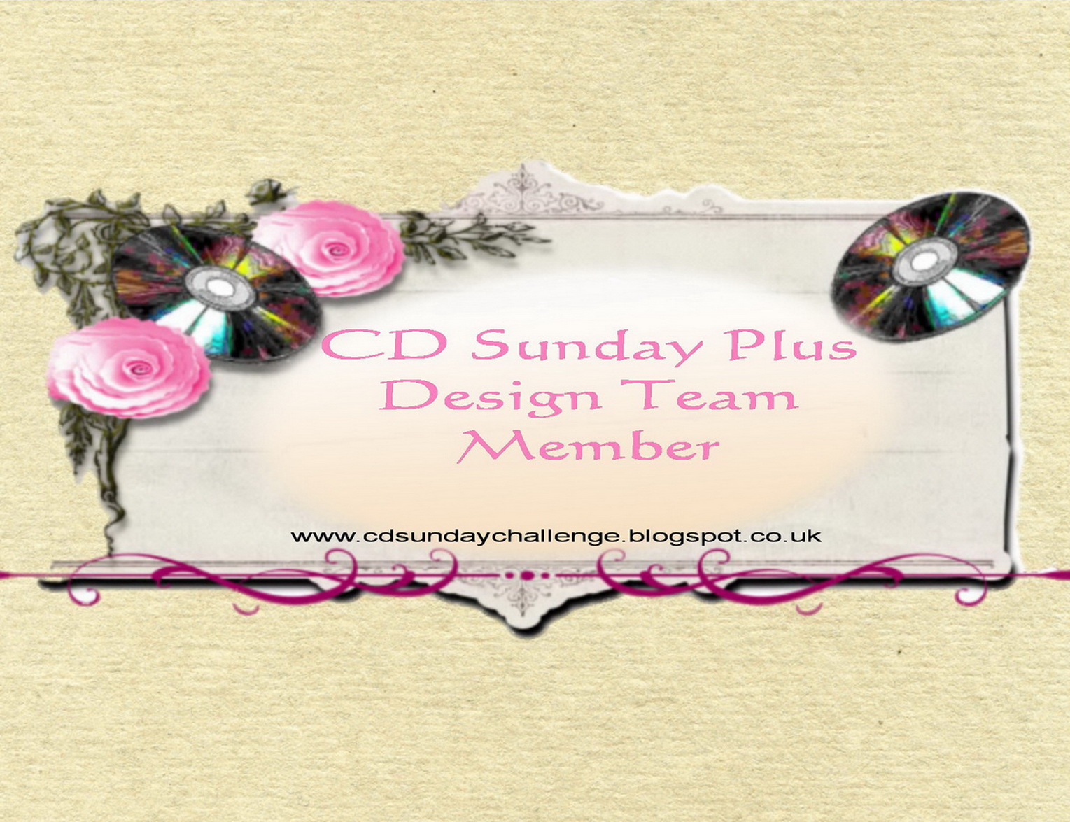 CD Sunday Plus Challenge Blog