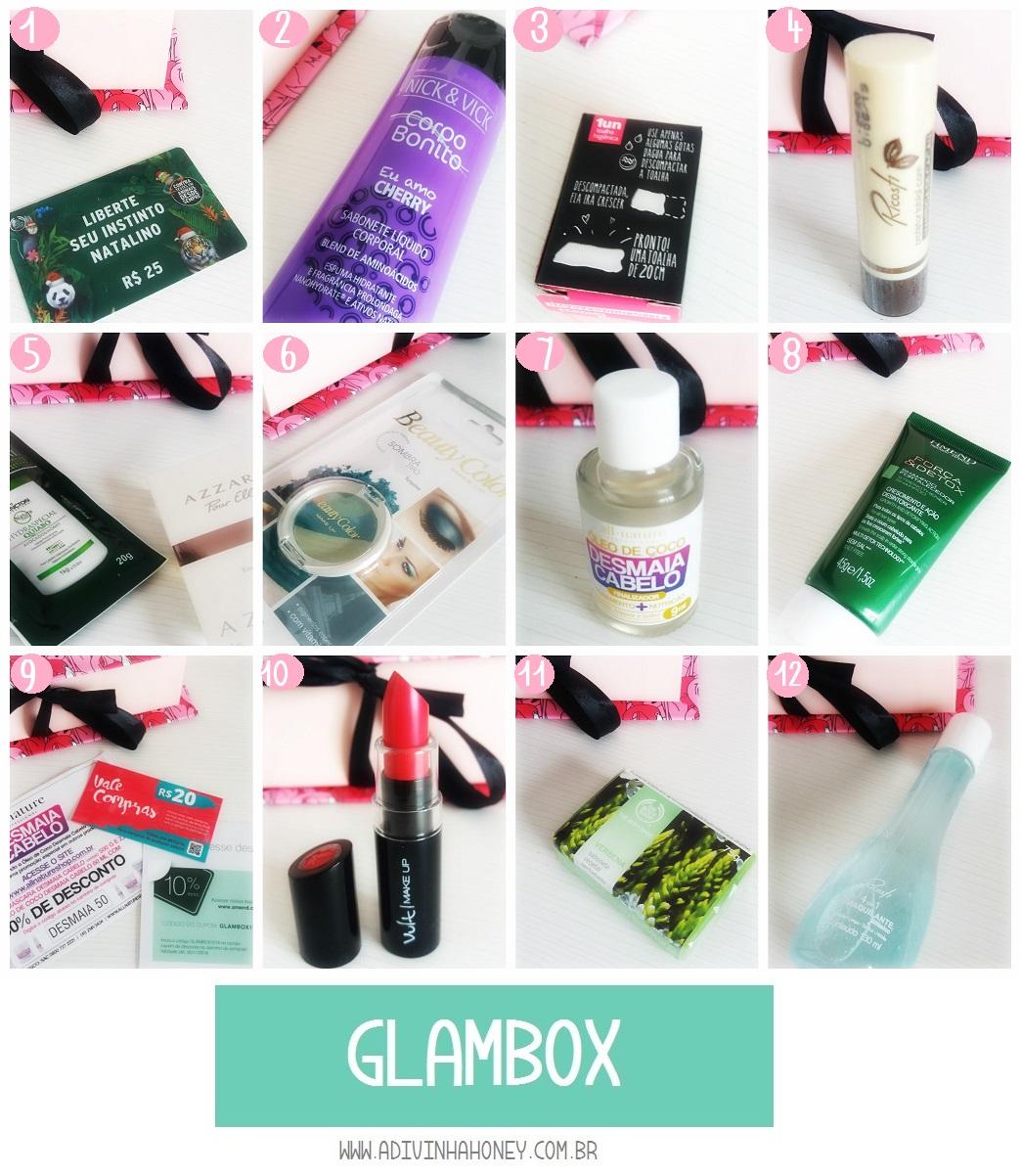 Glambox Novembro 2016