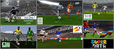 PES 6 Super Data Patch